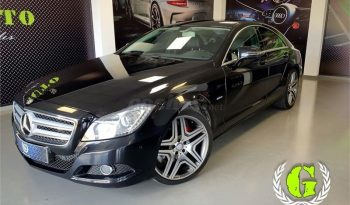 MERCEDES-BENZ Clase CLS CLS 350 CDI 4MATIC BlueEFFICIENCY 4p.