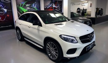 MERCEDES-BENZ Clase GLE Coupe GLE 350 d 4MATIC 5p. lleno